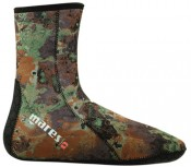 Mares Socks Camo 30 Open Cell 3 Mm