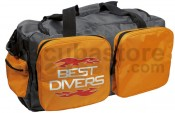 Best Divers Orange Bag Trolley