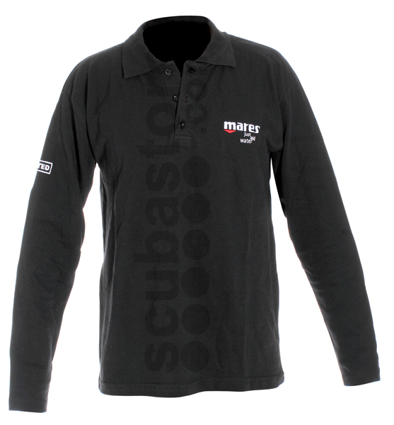 Mares Long Sleeves Polo