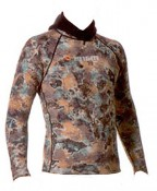 Mares Rash Guard Top Camo
