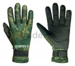 Amara Gloves Camo Green 20