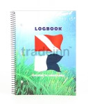 Spare Set for Padi Dive Log Book