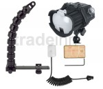 External Flash With Arm And Fiber Optic Cable