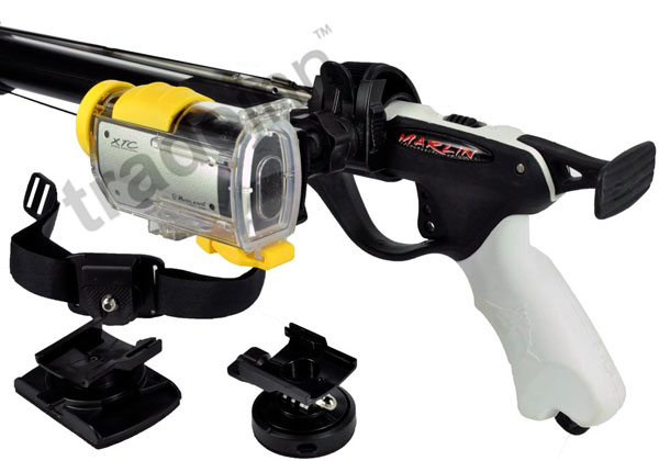 Sistema de sujeción de cámara en fusil de pesca submarina Midland ...