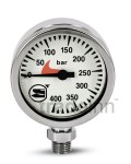 Pressure Gauge without Hose