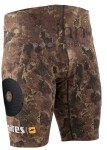 Neoprene Bermuda Camo Brown 2 mm