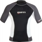 Rash Guard Trilastic Short Sleeves Man