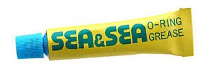 Sea And Sea Silicone Grease In Tube