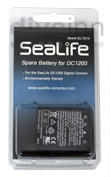 Sealife Battery for DC1200